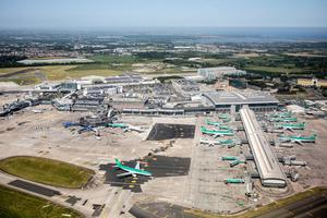 Aer Lingus held talks with unions over redundancies. Photo: Jason Alden/Bloomberg