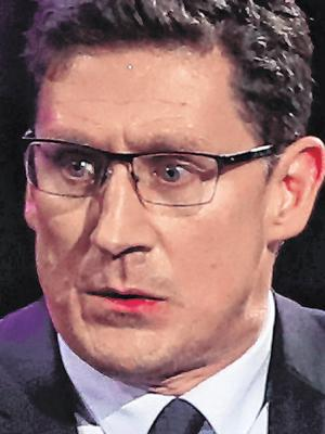 Vying for votes: Eamon Ryan