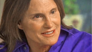 Bruce Jenner told Diane Sawyer he's a woman. Photo: ABC