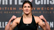Ireland's Katie Taylor Photo: Stephen McCarthy/Sportsfile