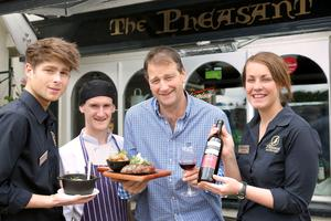Pheasant (Annahilt) was listed as an 'establishment worthy of additional consideration.'