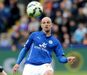 Decorated midfielder Esteban Cambiasso has become entrenched in Leicester's culture since arriving on a free transfer and even told reporters last month that helping the Foxes secure Premier League survival would feel like winning another piece of silverware