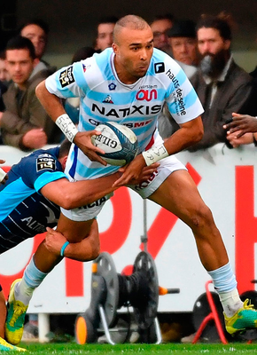 Simon Zebo is enjoying life in Paris and has no regrets over his decision to leave Munster. Photo: Getty Images