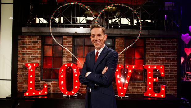 The Late Late Show Valentine Special featuring Ryan Tubridy. Picture Andres Poveda