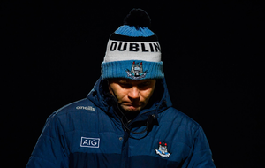 Dublin manager Dessie Farrell. Photo by David Fitzgerald/Sportsfile