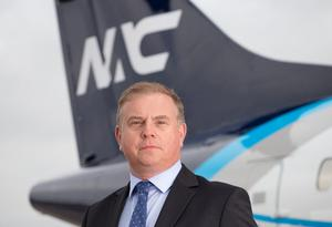 Strategy: NAC's chief commercial officer, Jim Murphy. The lessor's fleet includes turboprop and jet aircraft