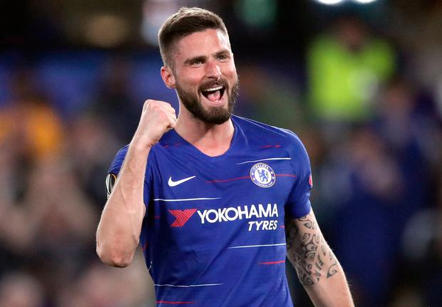 Olivier Giroud: Tottenham reportedly agrees deal with Chelsea to sign Frenchman