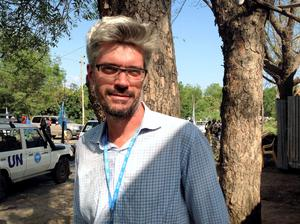 Stephen Cahill in Ethiopia