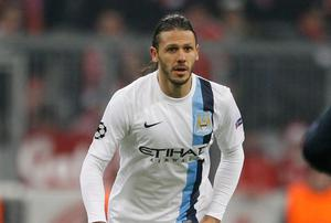 Martin Demichelis of Manchester City
