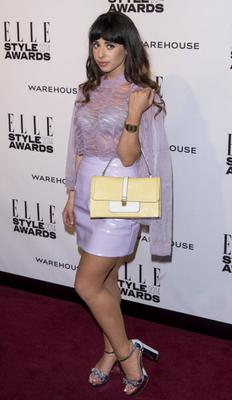 Foxes attends the Elle Style Awards 2014