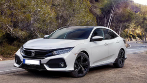 NEW LOOK: The 10th generation Honda Civic is packed with the latest technology and goodies