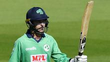 Ireland's Curtis Campher. Photo: Reuters