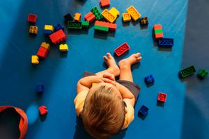 'A whole childhood approach to childcare could have benefits in all areas of our lives and the economy'. Stock Image