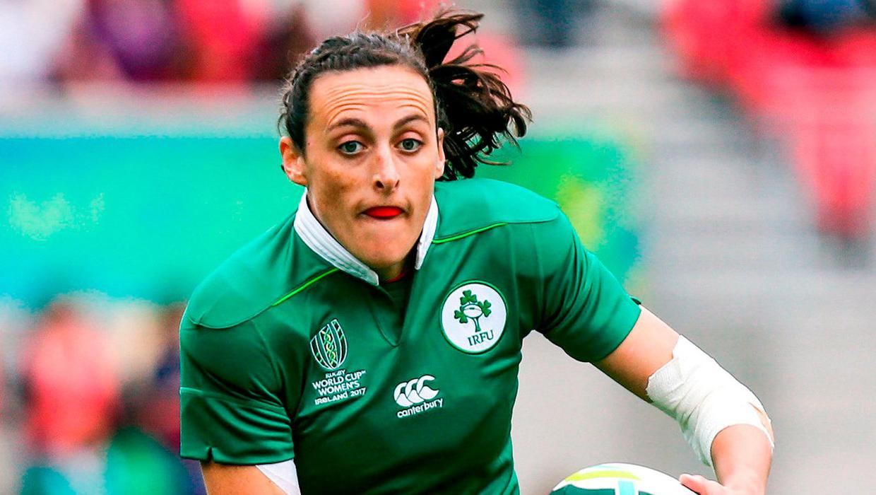 Hannah Tyrrell takes centre stage for Ireland's Six Nations clash against Italy
