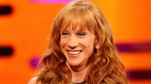 Comedian Kathy Griffin has revealed she has lung cancer (Ian West/PA)