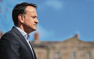 Outgoing Taoiseach Leo Varadkar. Photo: Gerry Mooney