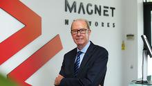 Stephen Brewer has stepped down as managing director of Magnet Networks