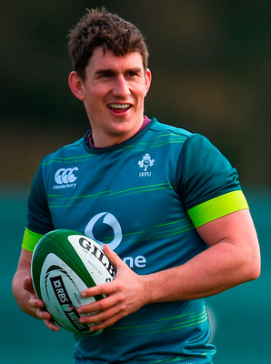 Ian Keatley starts at out-half for Munster. Photo: Seb Daly/Sportsfile
