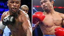'Sometimes, two fighters, like Floyd Mayweather and Manny Pacquiao, are simply destined for each other'