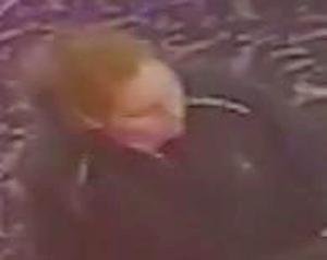 CCTV image issued by Merseyside Police of a woman officers are keen to trace after a newborn baby was found abandoned Credit: Merseyside Police/PA Wire