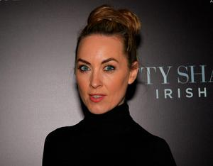 Kathryn Thomas at the Irish Premiere of 50 Shades of Grey