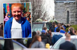 Thousands pay respects to teen Sean Hughes (Photo: Gerry Mooney)