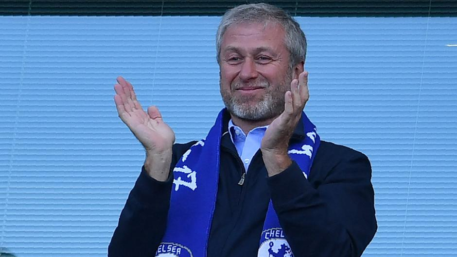 Chelsea owener Roman Abramovich. Photo: BEN STANSALL/AFP/Getty Images