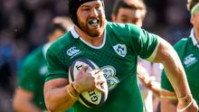 Sean O'Brien put in a magnificent performance in Ireland's win over Scotland showcasing his incredible athleticism, flair and courage