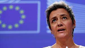 'Essential': Competition Commissioner Margrethe Vestager has ordered an investigation into the motor insurance market. Photo: REUTERS/Francois Lenoir