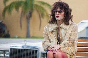 Fact or fiction: Jared Leto's character Rayon was created for the film.