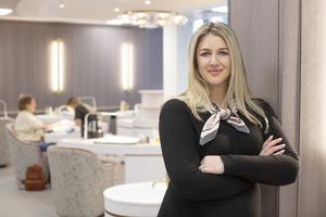 Kate Verling is director of MINK nail salon in Dublin
