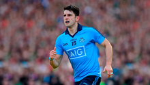 Victory on Sunday would see Bernard Brogan and Dublin follow in the footsteps of the great side of the 1970s which featured his father, Bernard Snr. The family's exploits and medals feature in the 'GAA Dynasties' exhibition at the GAA Museum