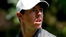 'Rory McIlroy had to settle for tied-seventh place on 10 under after a level-par 71, but he never stopped trying in his first tournament since January' Photo: Justin Heiman/Getty Images