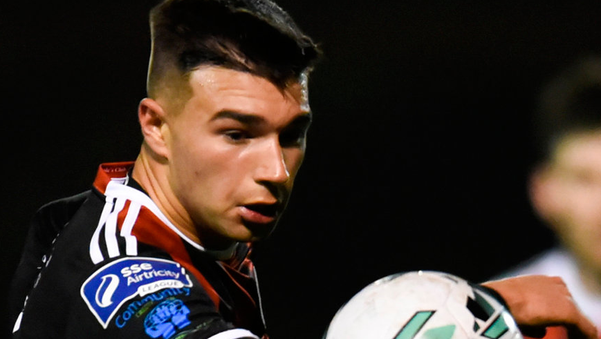Danny Mandroiu crosses Liffey to join Shamrock Rovers as arrival of Sean Gannon also confirmed