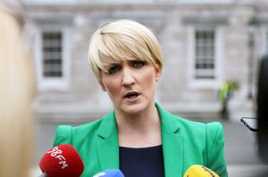 'Early detection is key': Averil Power, chief executive of Irish Cancer Society. Photo: Stephen Collins/Collins Photos