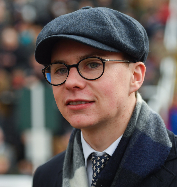 Trainer Joseph O'Brien. Photo: Seb Daly/Sportsfile