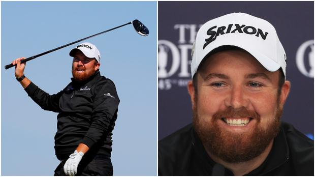 Shane Lowry makes fantastic joke at his own expense after ...