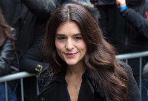 British singer Jessie Ware arrives for the recording of the Band Aid 30 charity single in west London November 15, 2014. Singers came together to record a new version of the Band Aid charity song to raise money to combat Ebola in Africa.