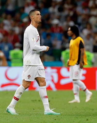PASTURES NEW: Cristiano Ronaldo appears primed to end his nine-year association with Real Madrid.