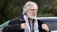 Former Sinn Féin leader Gerry Adams. Photo: Brian Lawless/PA