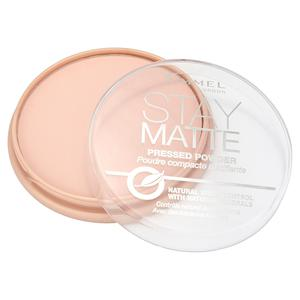 Rimmel Stay Matte Pressed Powder (€5.99)