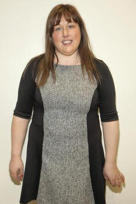 Louise Orsmby from Dublin before Operation Transformation