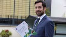 Housing Minister Eoghan Murphy. Photo: Arthur Carron
