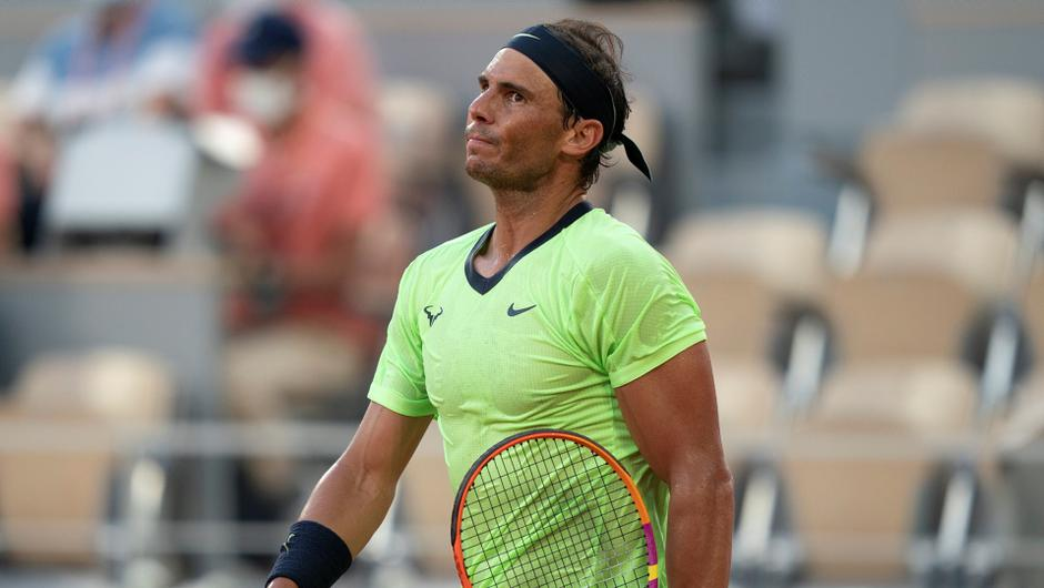 Rafa Nadal out for the rest of 2021 (Susan Mullane-USA TODAY Sports/File Photo)