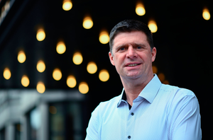 Niall Quinn will throw his hat into the ring tomorrow. Photo by Stephen McCarthy/Sportsfile