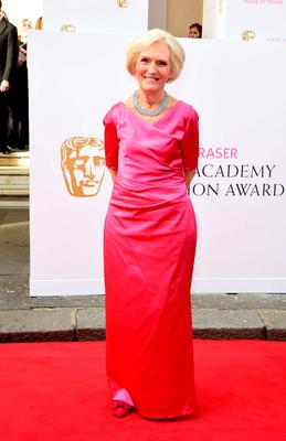 Mary Berry arrives for the House of Fraser British Academy of Television Awards at the Theatre Royal, Drury Lane in London. PRESS ASSOCIATION Photo. Picture date: Sunday May 10, 2015. See PA story SHOWBIZ Bafta. Photo credit should read: Ian West/PA Wire