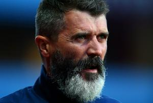 Roy Keane believes FAI chief executive John Delaney was wrong to dismiss Brian Kerr nine years ago after the Dubliner failed to guide Ireland to the 2006 World Cup finals. Photo: Ian Walton/Getty Images