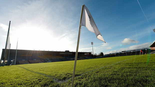 At least four players in Division 1 alone have been withdrawn during matches suffering from concussive symptoms and have missed the following weekend's match as a consequence. Stock photo: Sportsfile