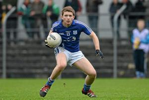 Cathal McInerney in action for Cratloe