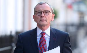 Cautious: Dr Gabriel Scally said the minister's proposal was 'an interesting one'. Photo: Niall Carson/PA Wire